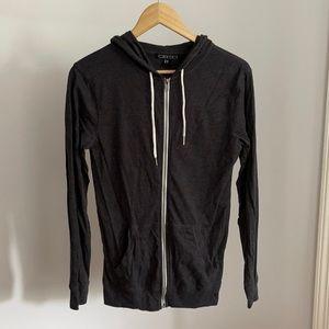 Forever 21 Men's Full Zip Sweater
